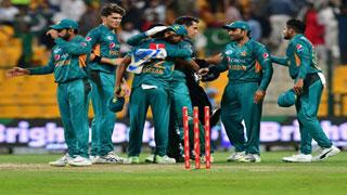 Pakistan beat New Zealand in last-over thriller