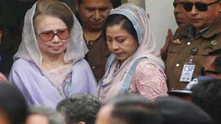 খালেদা জিয়াকে হাজির না করায় কারা কর্তৃপক্ষকে শোকজ, ৮ এপ্রিল হাজিরের নির্দেশ