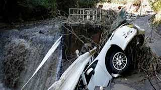 Japan looks for missing after typhoon, warned of mudslides