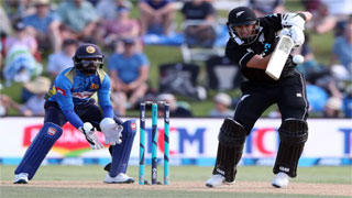 Taylor, Munro help New Zealand post mammoth total