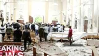 Sri Lanka lifts curfew, blocks social media after bomb attacks kill 290, wound 500