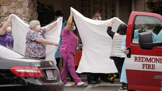 Coronavirus: Global death toll reaches 308,642