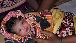 Baby girl born at Khulna cyclone shelter named 'Bulbuli'