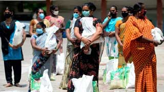 India reports record one-day spike of 24,912 Covid cases