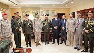 Bangladesh signs defence deal with Saudi Feb 14