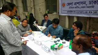 Dhaka fire: Info centre opened at DMCH