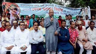 বিএনপিকে কাউন্সিল করতে দিচ্ছে না সরকার : খন্দকার মোশাররফ