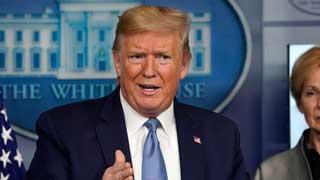 Trump doubles down on unproven drugs to treat coronavirus