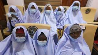 279 kidnapped Nigerian schoolgirls released
