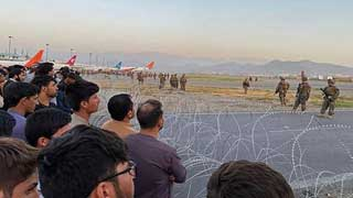 UK announces to resettle 20,000 Afghans fleeing Taliban rule
