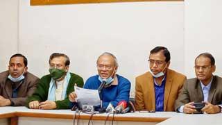 রাষ্ট্রপতি-প্রধানমন্ত্রী প্রথম টিকা নিলে ভরসা পাবে জনগণ: রিজভী