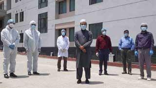 Coronavirus: 112 people recover among 188 in Kishoreganj