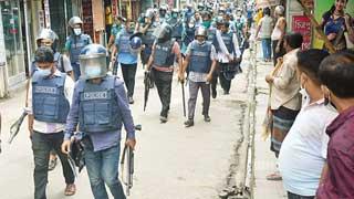 Admin association wants Barishal mayor's arrest, AL for UNO removal