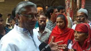 Probe if negligence led to Chwakbazar fire: NHRC chief