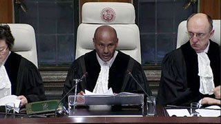 It's victory for humanity; milestone for global HR activists: FM about ICJ order