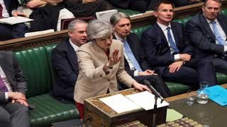 UK's May should quit as prime minister soon: Telegraph
