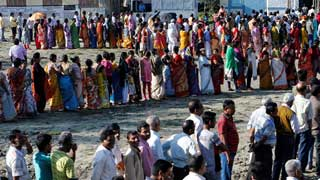 India's giant election gets underway with voting in first of 7 phases