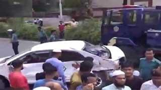 2 killed in Dhaka road crash