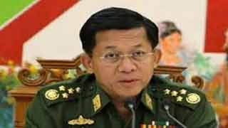 US imposes sanctions on Myanmar commander in chief over Rohingya abuses