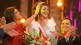 Shela crowned first Miss Universe Bangladesh