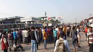 Transport owners begin countrywide indefinite strike