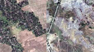 মিয়ানমারে রোহিঙ্গাদের এলাকায় গড়ে উঠছে রাখাইনদের ঘর