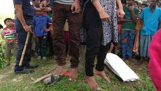 শালি-দুলাভাইয়ের প্রেম, অতঃপর এক রশিতে আত্মহত্যা