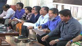 আন্দোলনকারী শিক্ষার্থীদের হয়রানি না করার আহ্বান শিক্ষকদের