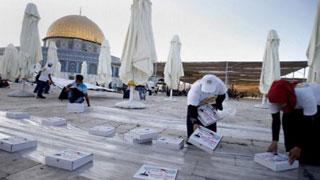 ইসরাইলকে সমর্থন, আল আকসায় আমিরাতের ইফতার প্রত্যাখ্যান