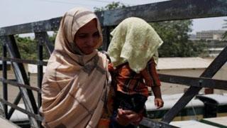 পাকিস্তানে দাবদাহে ৬৫ জনের মৃত্যু
