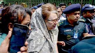 আরো ২ মামলায় খালেদা জিয়ার জামিন শুনানি মঙ্গলবার