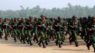 জাতীয় নির্বাচনে সেনা মোতায়েন থাকবে: সিইসি
