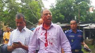 'ওসিই মাহমুদুর রহমানকে সন্ত্রাসীদের হাতে তুলে দেয়'