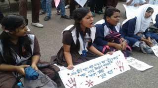 উত্তাল খিলক্ষেত-উত্তরা: নৌমন্ত্রীর পদত্যাগ দাবি