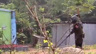 মিরসরাইয়ে বোম্ব ডিসপোজাল টিম