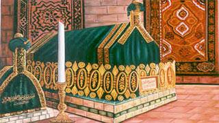 আজ পবিত্র ঈদে মিলাদুন্নবী (সা.)