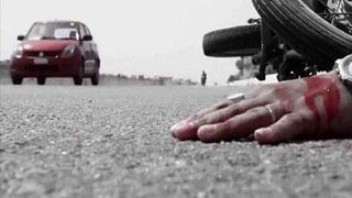 হাতিরঝিলে মোটরসাইকেলের নিয়ন্ত্রণ হারিয়ে ২ যুবক আহত