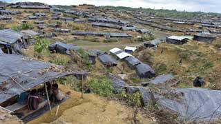 কক্সবাজারে রোহিঙ্গা ক্যাম্পে ছড়িয়ে পড়েছে বসন্ত রোগ