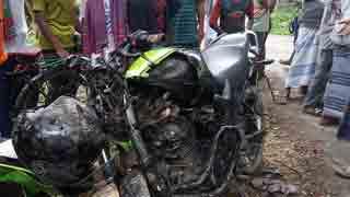 গোপালগঞ্জে মাইক্রোবাসের সঙ্গে সংঘর্ষে মোটরসাইকেলের ২ আরোহী নিহত