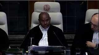রোহিঙ্গা গণহত্যা: আন্তর্জাতিক আদালতে মিয়ানমারের বিচার শুরু