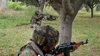 পাকিস্তান সেনাবাহিনীর গুলিতে ২ ভারতীয় সেনা নিহত