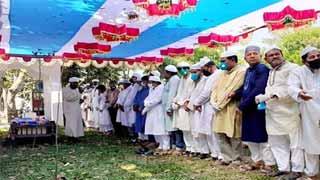 নরসিংদীতে চিরনিদ্রায় এড. সানাউল্লাহ মিয়া
