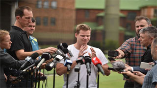 Smith admits failures over ball-tampering