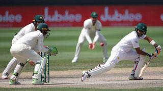 অস্ট্রেলিয়াকে ৫৩৮ রানের টার্গেট দিয়েছে পাকিস্তান