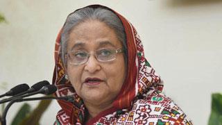 মাদকের বিরুদ্ধে অভিযান অব্যাহত থাকবে : শেখ হাসিনা