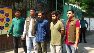 2 'militants' held over Guliastan, Science lab attacks