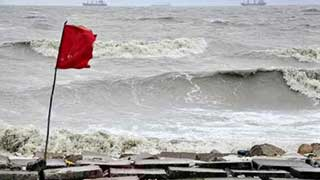 Warning Signal No 3 advised as depression over Bay of Bengal intensifies