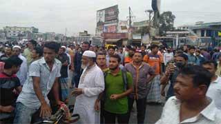 People suffer as transport strike begins