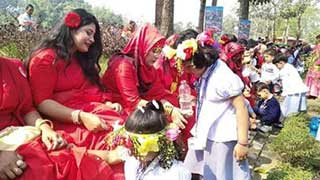 টাঙ্গাইলে ব্যতিক্রমী আয়োজনে বিশ্ব ভালবাসা দিবস পালন