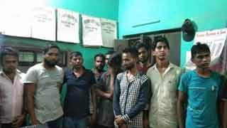 14 Bangladeshis return home after serving jail in India